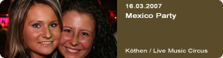 Galerie: Mexico Party<br>