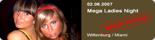 Galerie: Mega Ladies Night<br>Miami / Wittenburg /