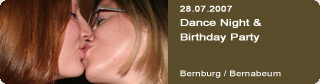 Galerie: Dance Night & Birthday Party<br>Bernabeum / Bernburg /
