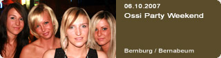 Galerie: Ossi Party Weekend<br>Bernabeum / Bernburg /