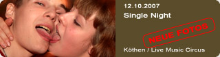 Galerie: Single Night<br>Live Music Circus / Köthen /