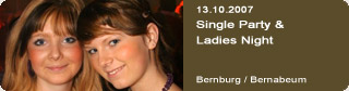 Galerie: Single Party & Ladies Night<br>Bernabeum / Bernburg /