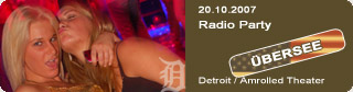 Galerie: Radio Party<br>Amrolled Theater / Detroit, Macomb /