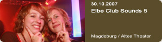 Galerie: Elbe Club Sounds 5<br>Altes Theater / Magdeburg /