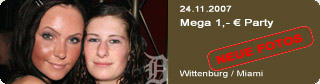 Galerie: Mega 1,- € Party<br> Miami / Wittenburg  /