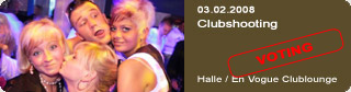 Galerie: Clubshooting<br>En Vogue Clublounge / Halle /