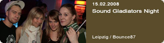 Galerie: Sound Gladiators Night<br>Bounce87 / Leipzig /