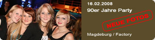 Galerie: 90er Jahre Party<br>Factory / Magdeburg /